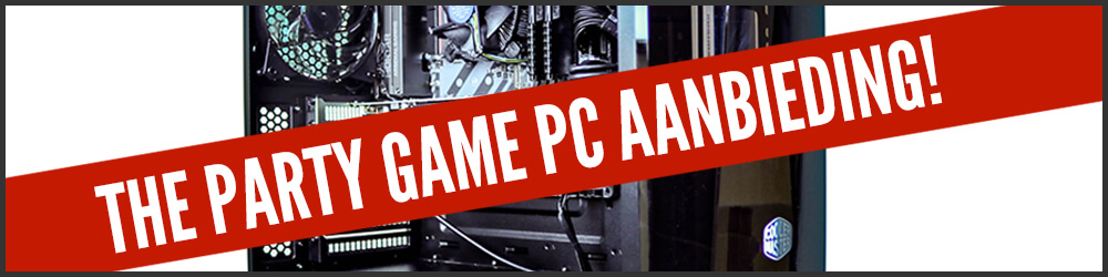 Afbeelding van The Party 2018 - Game PC aanbieding!